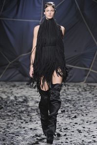 The Chic Daily, Fashion Journalist Club, Paris Fashion Week, Gareth Pugh