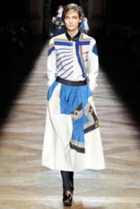 The Chic Daily, Fashion Journalist Club, Paris Fashion Week, Dries Van Noten
