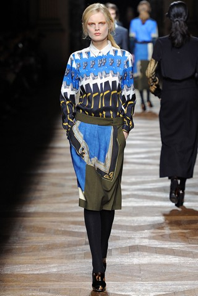 The Chic Daily, Fashion Journalist Club, Paris Fashion Week, Dries Van Noten