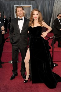 The Chic Daily, Fashion Journalist Club, Academy Awards 2012, Angelina Jolie