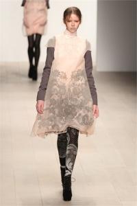 The Chic Daily, Fashion Journalist Club, London Fashion Week, Bora Aksu