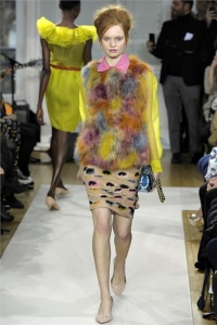 The Chic Daily, Fashion Journalist Club, London Fashion Week, Moschino