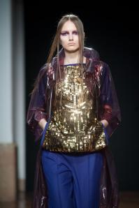 The Chic Daily, Fashion Journalist Club, Milan Fashion Week, Cristiano Burani