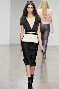 The Chic Daily, Fashion Journalist Club, London Fashion Week, Emilio de la Morena