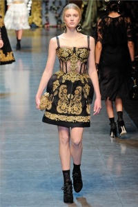 The Chic Daily, Fashion Journalist Club, Milan Fashion Week, Dolce & Gabbana