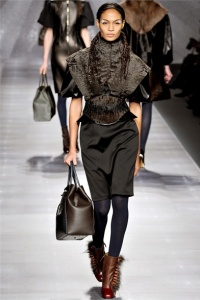The Chic Daily, Fashion Journalist Club, Milan Fashion Week, Fendi
