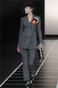 The Chic Daily, Fashion Journalist Club, Milan Fashion Week, Giorgio Armani