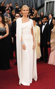 The Chic Daily, Fashion Journalist Club, Academy Awards 2012, Gwyneth Paltrow