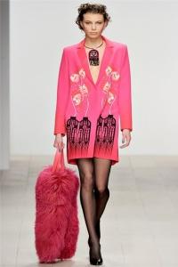 The Chic Daily, Fashion Journalist Club, London Fashion Week, Holly Fulton