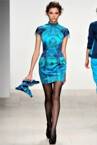 The Chic Daily, Fashion Journalist Club, London Fashion Week, Holly Fulton
