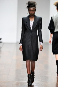 The Chic Daily, Fashion Journalist Club, London Fashion Week, Jean-Pierre Braganza