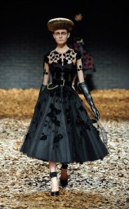 The Chic Daily, Fashion Journalist Club, London Fashion Week, Alexander McQueen