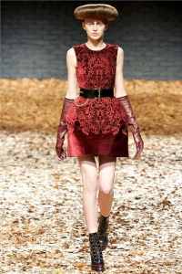 The Chic Daily, Fashion Journalist Club, London Fashion Week, Alexander McQueen