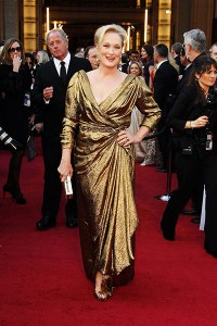 The Chic Daily, Fashion Journalist Club, Academy Awards 2012, Meryl Streep