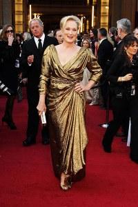 The Chic Daily, Fashion Journalist Club, Academy Awards 2012, Meryl Streep