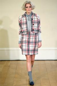 The Chic Daily, Fashion Journalist Club, London Fashion Week, Peter Jensen