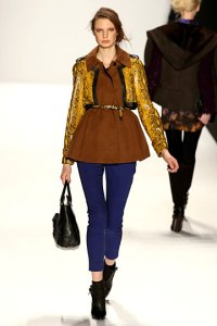 The Chic Daily, Thechicdaily.com, New York Fashion Week, Rebecca Minkoff
