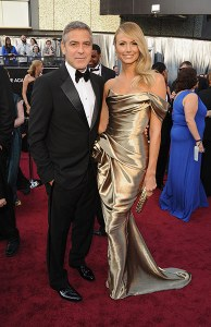 The Chic Daily, Fashion Journalist Club, Academy Awards 2012, Stacy Keibler