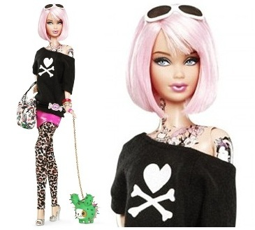The Chic Daily, Thechicdaily.com, Fashion Journalist Club, Barbie