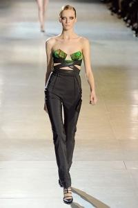 The Chic Daily, Fashion Journalist Club, Paris Fashion Week, Anthony Vaccarello