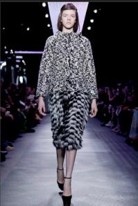 The Chic Daily, Fashion Journalist Club, Paris Fashion Week, Giambattisa Valli