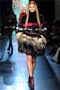 The Chic Daily, Fashion Journalist Club, Paris Fashion Week, Jean Paul Gaultier