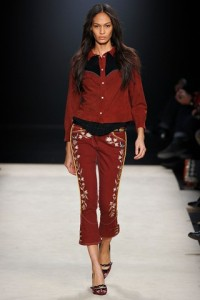 The Chic Daily, Fashion Journalist Club, Paris Fashion Week, Isabel Marant