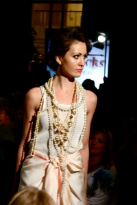 The Chic Daily, Fashion Journalist Club, MIM Rocks Fashion, Caroline Molick