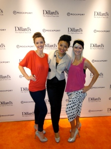 The Chic Daily, Fashion Journalist Club, Cortney Kaminski & Jessica Abercrombie, Jeannie Mai