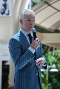 Fashion Journalist Club, The Chic Daily, Jenna Lose, Tim Gunn