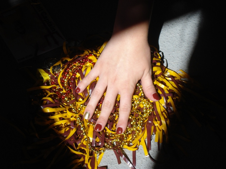 The Chic Daily, Fashion Journalist Club, Tamara Kraus, Nail Art