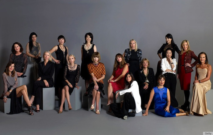 The Chic Daily, Fashion Journalist Club, Ami Sanghvi, Vogue Editors