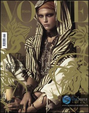 The Chic Daily, Fashion Journalist Club, Ami Sanghvi, Italy Vogue
