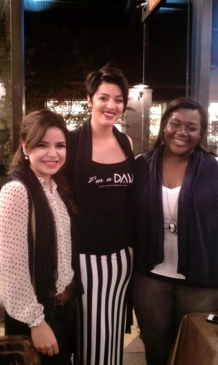 The Chic Daily, Fashion Journalist Club, Cindy Castillo, Shawl Dawls