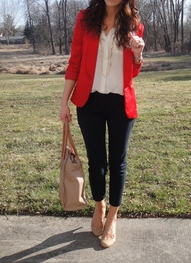 The Chic Daily, Fashion Journalist Club, Audree Lopez, Dress for Success