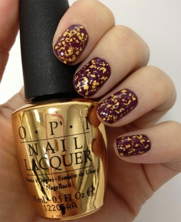 The Chic Daily, Fashion Journalist Club, Emily Achondo, James Bond OPI