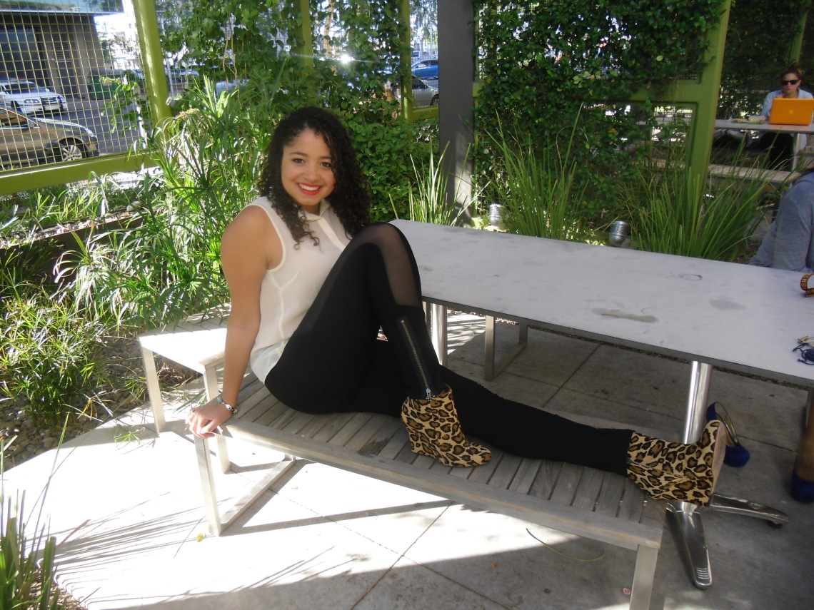 The Chic Daily, Fashion Journalist Club. Emily Nicholson, High Heels