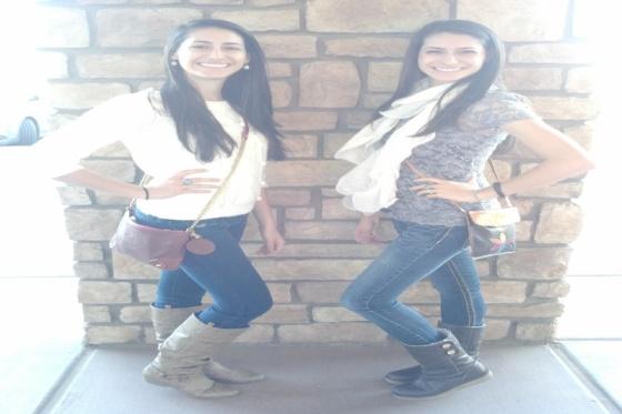 The Chic Daily, Fashion Journalist Club, Tamara Kraus, Colombian Twins