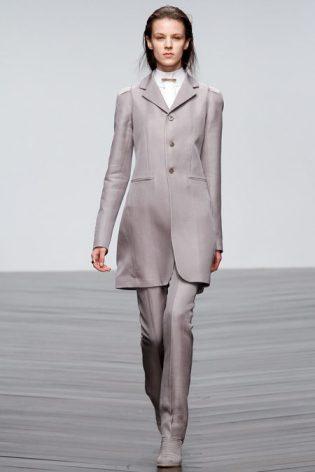 The Chic Daily, Fashion Journalist Club, Christina Tetreault, LFW Feb 16