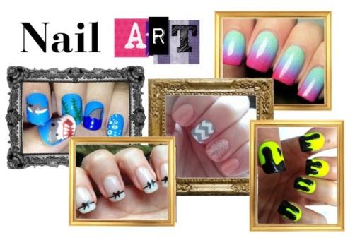 NT1- Nail Art