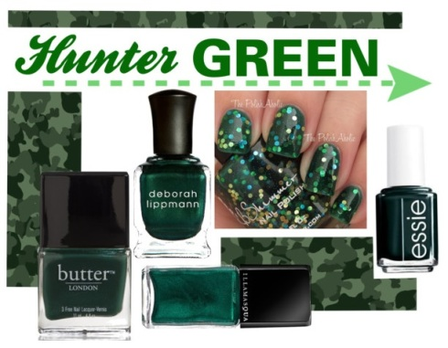 NT3- Hunter Green