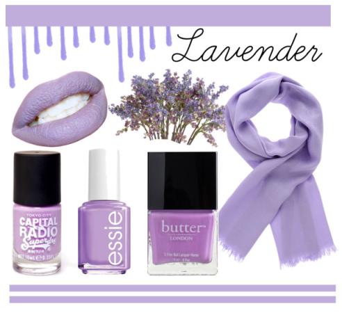 NT4- Lavender
