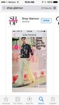 Glamour app 4