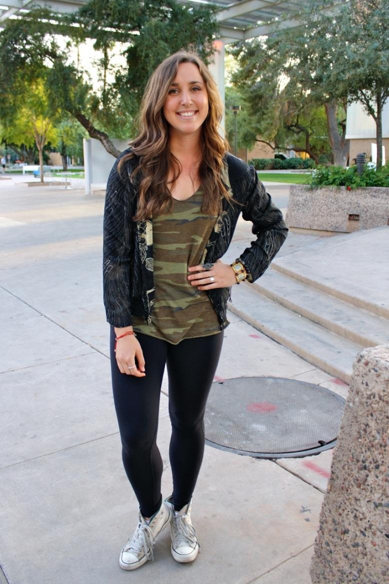 Megan Best, wk 10