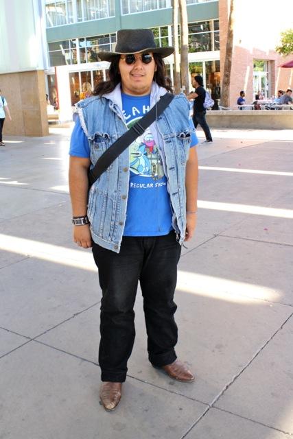 Frankie Villegas, wk 12