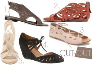 Spring Shoe 1