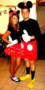 Mickey and Minnie 1