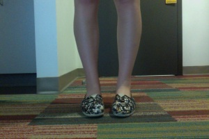 patterned toms