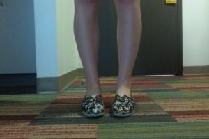 patterned toms