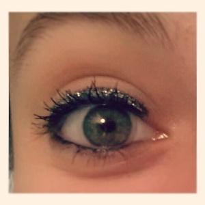 1 Eyeliner - glitter